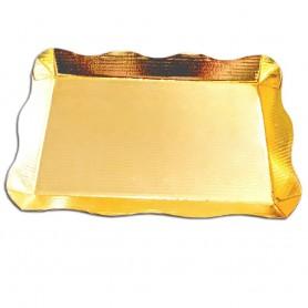 mis. 1 (9x14xh3) Vassoio Elegance porta pasticcini
